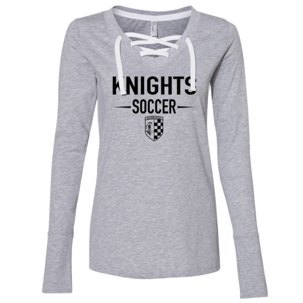 Women's Lace Up Shirt