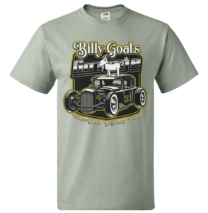 Billy Goat Garage PROOF